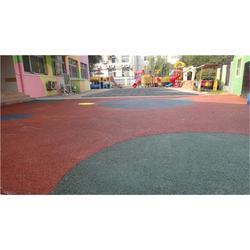 透水混凝土添加剂 沈阳地坪(在线咨询) 公主岭市透水混凝土图片