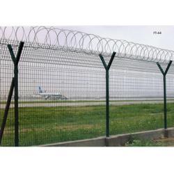 曲靖机场栅栏,昆明兴顺发筛网厂家,机场栅栏经销商图片