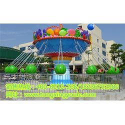 欢迎您免费乘坐成人飞椅 水果旋风成人庙会游乐设施图片