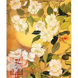 墙绘,南京隐形翅膀艺术设计,别墅墙绘图片