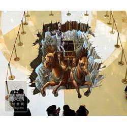 酒店墙体彩绘_南京隐形翅膀(在线咨询)_杭州彩绘图片