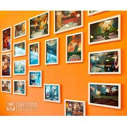 南京隐形翅膀艺术设计(图)_酒店墙体彩绘_马鞍山墙体彩绘图片