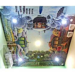 墙体彩绘人物、常州墙体彩绘、南京隐形翅膀设计中心(查看)图片