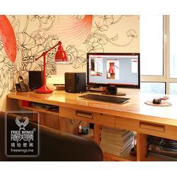 东海墙绘设计、南京隐形翅膀、个性墙绘设计案例图片