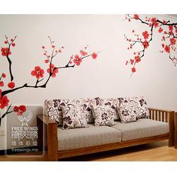 墙体彩绘图、墙体彩绘、南京隐形翅膀艺术中心(查看)图片