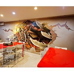 镇江墙绘设计 南京隐形翅膀艺术公司 手工墙绘设计图片