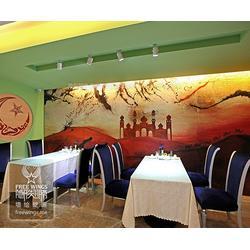 专业墙体彩绘公司,墙体彩绘,南京隐形翅膀中心图片
