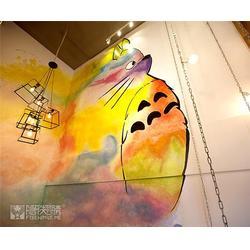 彩绘,酒店墙体彩绘,南京隐形翅膀(推荐商家)图片