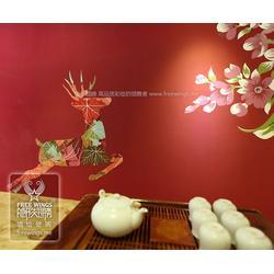 壁画,壁画,南京隐形翅膀艺术公司(查看)图片