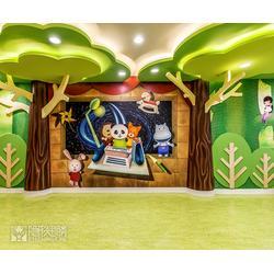 手工墙绘设计-墙绘设计-南京隐形翅膀图片