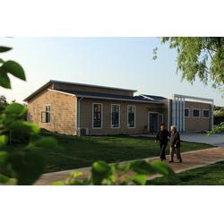 輕鋼裝配式別墅-大象房屋(在線咨詢)天門輕鋼裝配式圖片