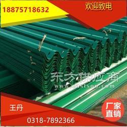 高速公路护栏板规格波形护栏板报价图片