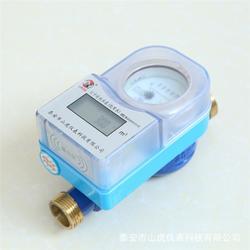 ic卡预付费智能水表|河南智能水表|山虎仪表(查看)图片