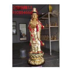 河北卫恒铜雕厂(图)|五米高纯铜观音像|珲春观音像图片