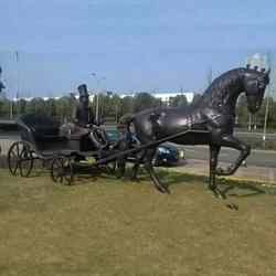 铜马、厂家制作(优质商家)、铜马雕塑厂家图片