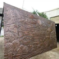 来图定做(图)_纯铜浮雕铸造厂_铜浮雕图片