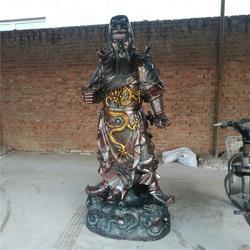 铜关公,卫恒铜雕(优质商家),订做铜关公佛像图片