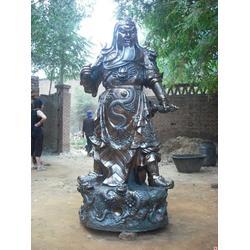 铜关公,河北厂家,铜关公雕塑铸造厂家图片