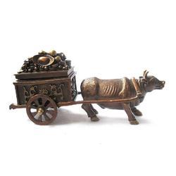 吉林铜牛,卫恒铜雕厂家(在线咨询),开荒铜牛制作厂家图片