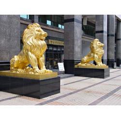 来图定做 铜狮子 铜狮子的作用图片