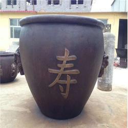镇江铜大缸|来图定做(优质商家)|铸铜大缸生产厂家图片