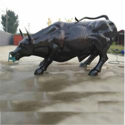 來圖定做(多圖),牧童騎銅牛雕塑定做,銅牛圖片