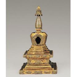 铜塔的寓意、新乡铜塔、卫恒铜雕(图)图片