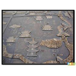 铜地雕_卫恒铜雕(在线咨询)_铸青铜地雕图片