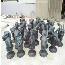 咸宁十二生肖、卫恒铜雕厂(优质商家)、纯铜十二生肖定制厂家图片
