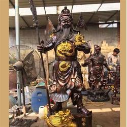 铜关公、卫恒铜雕、铜关公生产厂家图片