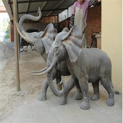 铜大象_订做厂家_铜大象摆件批发