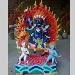 藏传佛像、卫恒铜雕、大型藏传佛像图片