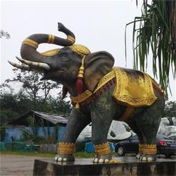 铜大象_铜大象_卫恒铜雕(多图)图片
