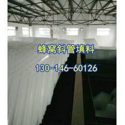35mm蜂窝斜管厂家 生产优质蜂窝斜管填料图片