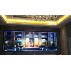 哈尔滨液晶拼接屏-领航大屏源自十年创新经验-46寸液晶拼接屏图片