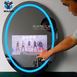 欧视显科技智能触摸浴室卫生间防水电视安卓镜面电视图片