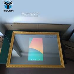 欧视显镜面电视机触摸安卓网络镜面电视机图片