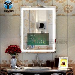 欧视显浴室防水电视安卓网络镜面电视图片