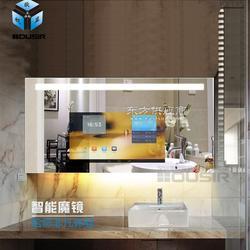 欧视显智能触摸魔镜 浴室防水电视 安卓网络镜面电视机图片