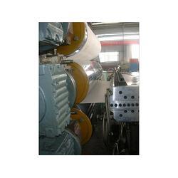 双螺杆仿大理石板材设备_塑料管材设备_仿大理石板材设备图片