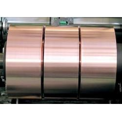 紫铜板铜带规格型号-洛阳厚德金属(在线咨询)-紫铜板铜带图片
