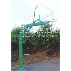 固定地埋式篮球架生产厂家图片
