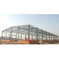 钢结构仓库安装、苏州嘉祐建筑工程、钢结构图片