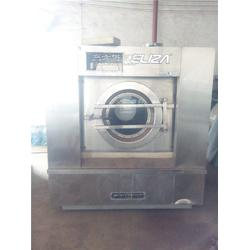 出售二手折叠机一套转让多个品牌的100公斤水洗机低图片