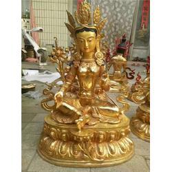 鼎丰铜雕工艺品、青海哪里做密宗铜佛像图片