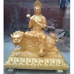 鼎丰铜雕(在线咨询),济源哪里做文殊普贤菩萨铜佛像图片