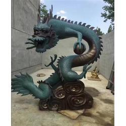 铜龙 宿迁铜雕龙 大型铜雕龙图片
