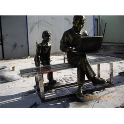 吉林銅雕塑-學校銅雕塑設計-鼎豐銅工藝品廠圖片