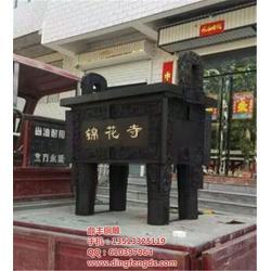 秦皇岛铜鼎,铜鼎铸造厂家,铜雕工艺品厂图片