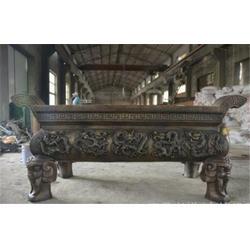 東莞銅香爐-銅香爐定做廠家-鼎豐銅雕廠圖片